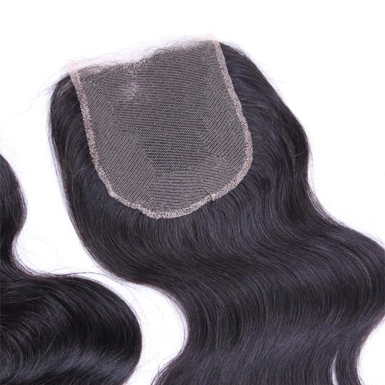 Lace Part Closure