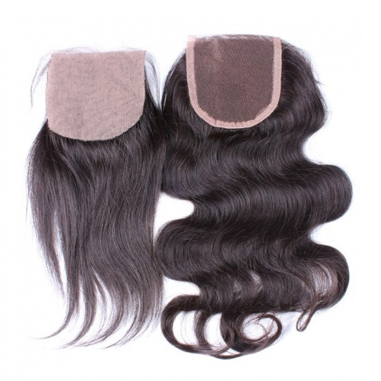 Silk Lace Closures
