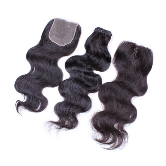 Brazilian Hair Closure Piece