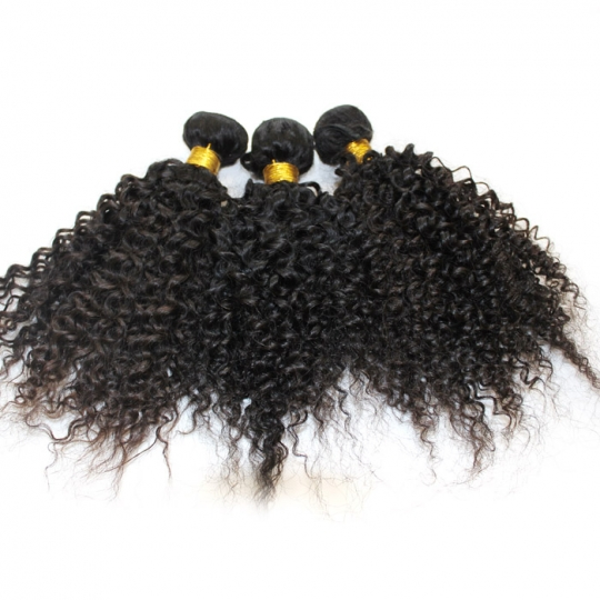 Virgin Mongolian Curly Hair