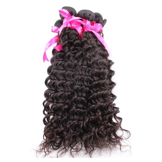 Brazilian Remy Curly Hair Extensions