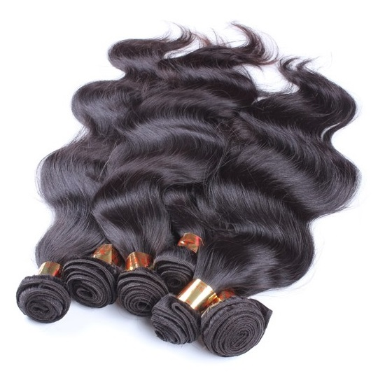 Body Wavy Human Hair Weave