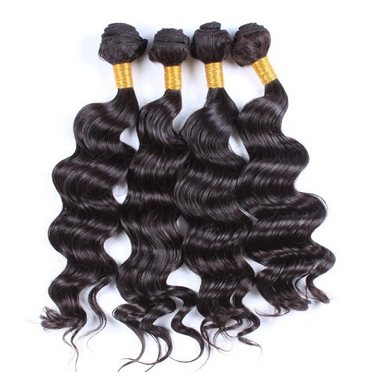 Natural Human Hair Weave