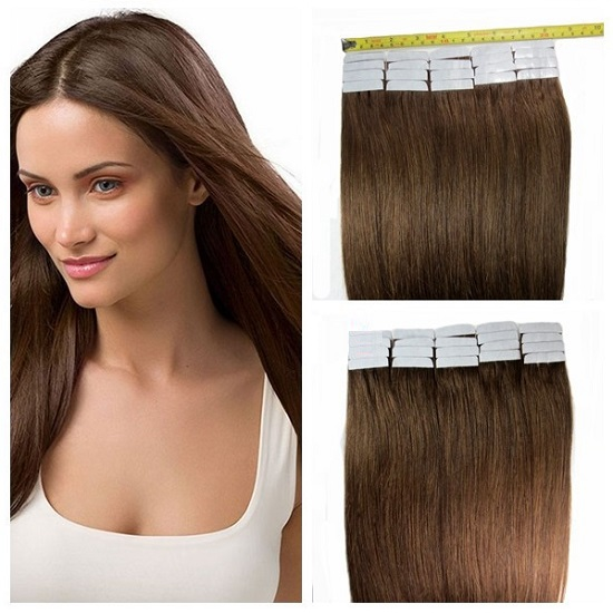 Tape In Weft Hair Extensions
