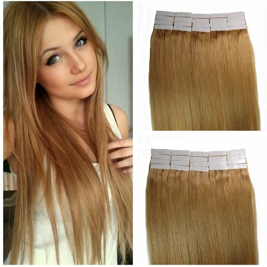 tape in hair extensions brands prices of remy hair. Black Bedroom Furniture Sets. Home Design Ideas
