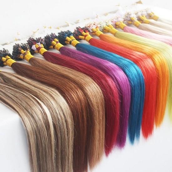 Cheap Micro Loop Hair Extensions