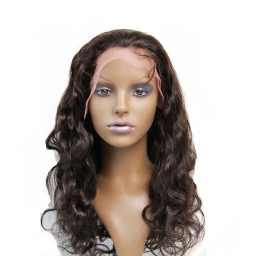 Virgin Hair Full Lace Wigs