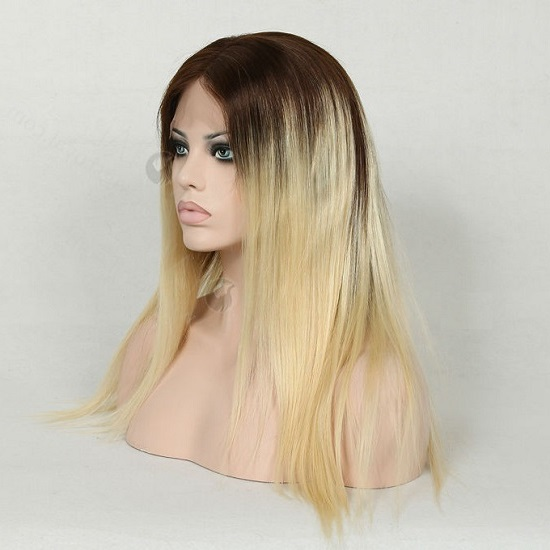 Blonde Full Lace Wigs
