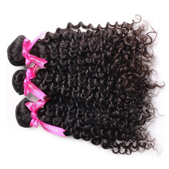 Curly Brazilian Virgin Hair