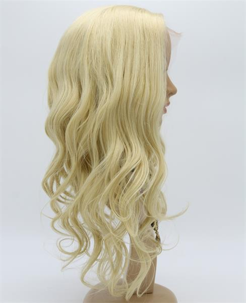 "#613 16"" Body Wave Best Human Hair Front Lace Wig"