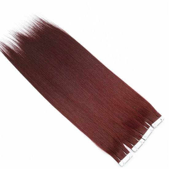 Virgin Tape In Hair Extensions