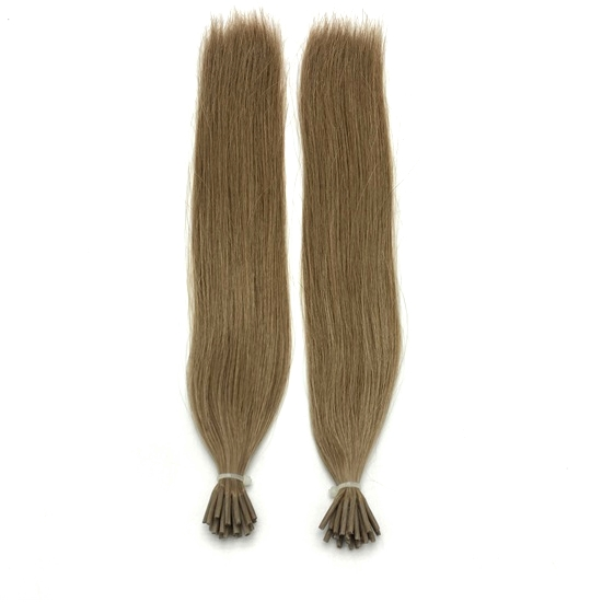 #4 Virgin I-Tip Fusion Hair Extensions