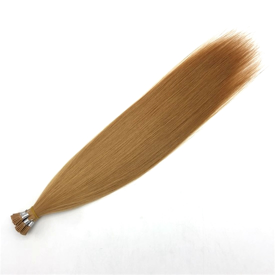 #6 Virgin I-Tip Fusion Hair Extensions