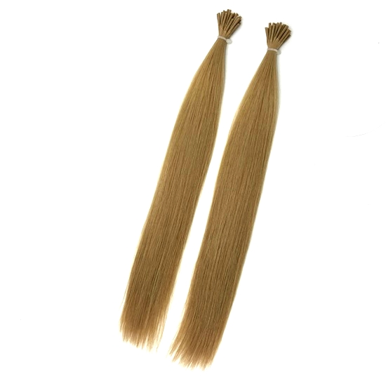 #8 Virgin I-Tip Fusion Hair Extensions