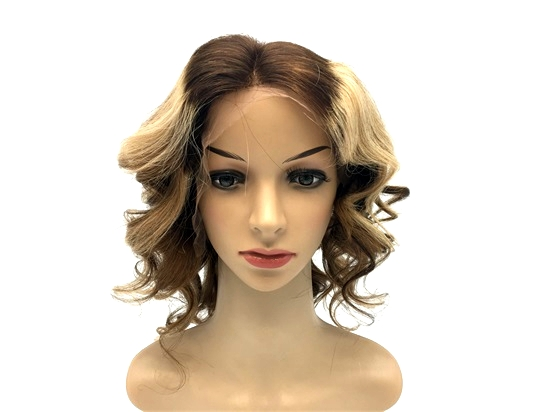 #1B/#4/#27 Indian Human Hair Lace Front Wigs