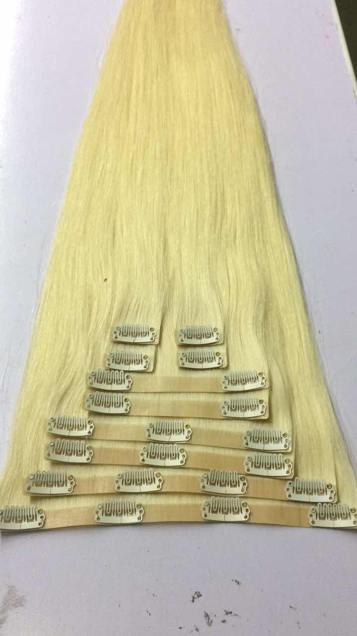 Hand Hooked Tape In Hair Extensions The Best Quality
