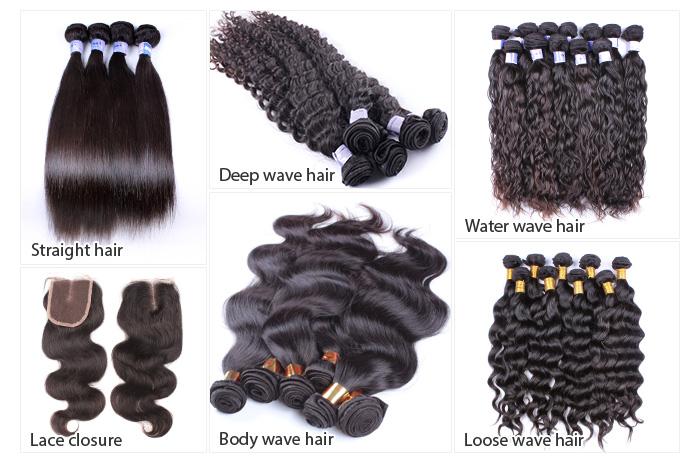 All Hair Textures